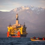 Shell Arctic drilling Abandoned