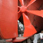 ships propeller one cause of Anthropogenic noise